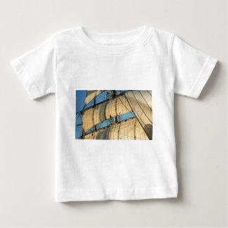 Golden Sails Baby T-Shirt