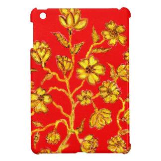 Golden Sakura Art iPad Mini Covers
