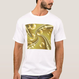 Golden Sand and Bubbles T-Shirt