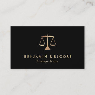 Law firm business cards templates zazzle golden scale attorney business cards colourmoves