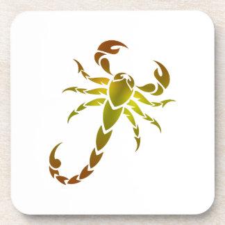 Golden Scorpion Coaster