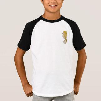 Golden Seahorse T-Shirt