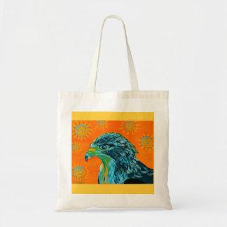 Golden Sentinel Tote Bag