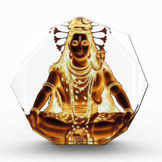 GOLDEN SHIVA ACRYLIC AWARD