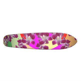 Golden Shower ORCHID Show Skate Deck