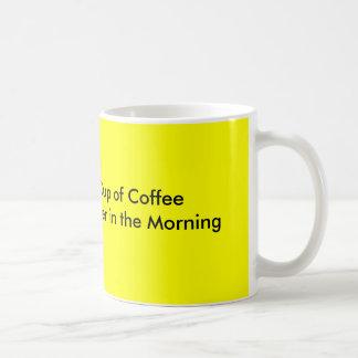 Golden Showers Classic White Coffee Mug