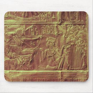 Golden shrine, Tutankhamun's Treasure Mouse Pad