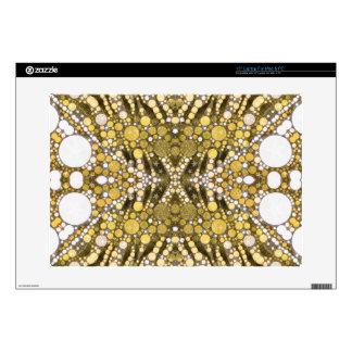 Golden Skins For Laptops