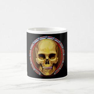 GOLDEN SKULL Mug