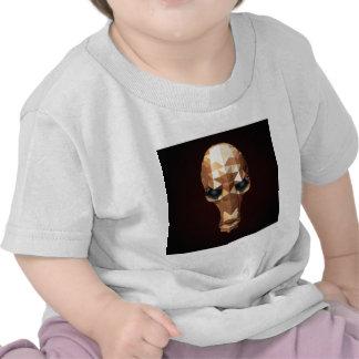 Golden Skull T-shirts