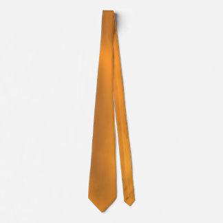 Golden sky neck tie