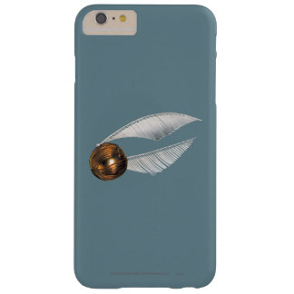 Golden Snitch Barely There iPhone 6 Plus Case