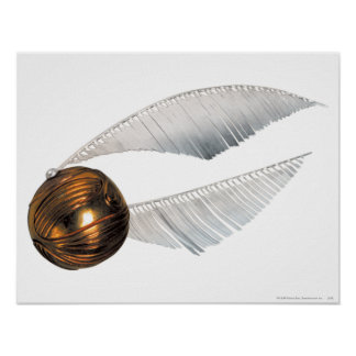 Golden Snitch Poster