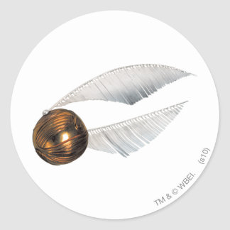 Golden Snitch Stickers