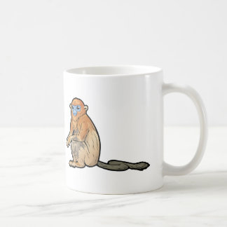 Golden Snub-Nosed Monkey Coffee Mug