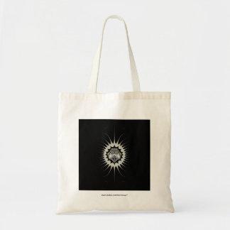 Golden Space Canvas Bag