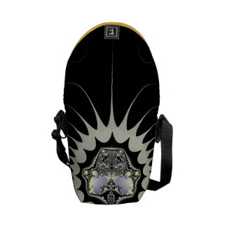Golden Space Courier Bags