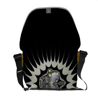Golden Space Courier Bag