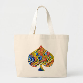 Golden Spade - Poker Fan Bags