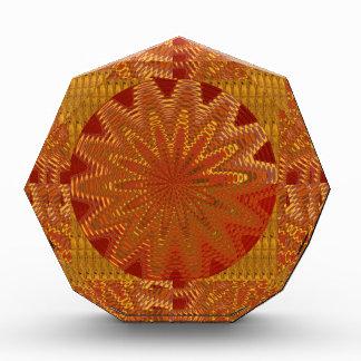Golden Sparkle Chakra CHINESE ORIENTAL lowprice gi Acrylic Award