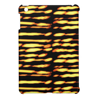 GOLDEN Sparkle : Handmade Patterns Graphic Art iPad Mini Cases