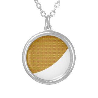 Golden Sparkle JEWEL  Foil - GOODLUCK lowprice Necklace