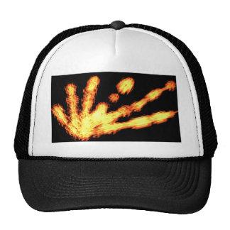 GOLDEN SPARKLES TRUCKER HAT