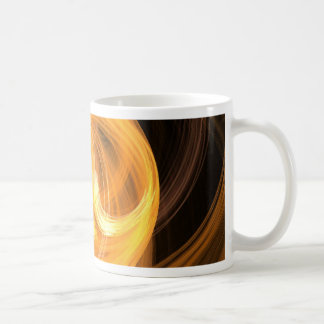 Golden Sphere Coffee Mug