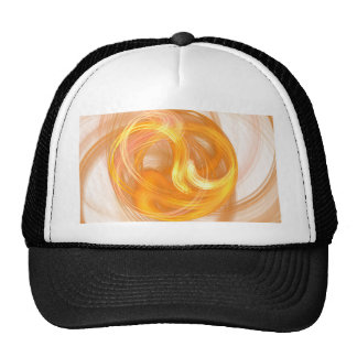 Golden Sphere Trucker Hat