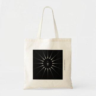 Golden Spider Canvas Bags