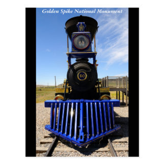 Golden Spike National Historical Monument Post Cards