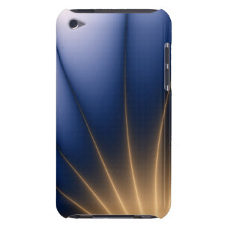 Golden Spray Barely There iPod Cover