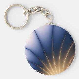 Golden Spray Keychain