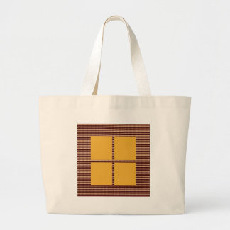 GOLDEN Squares - Windows of Opportunity Tote Bag