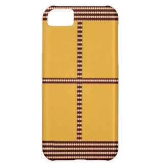 GOLDEN Squares - Windows of Opportunity iPhone 5C Case