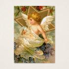 Golden Star Angel Business Card