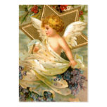 Golden Star Angel Large Business Cards (Pack Of 100)
