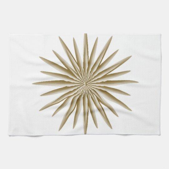 Golden Star Kitchen Towel