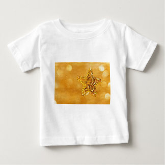 golden-star-PS LARGE.jpg Baby T-Shirt