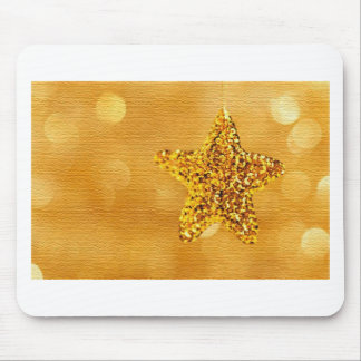 golden-star-PS LARGE.jpg Mouse Pad