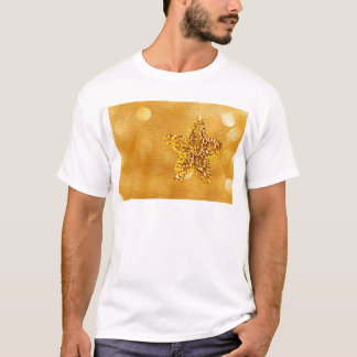 golden-star-PS LARGE.jpg T-Shirt