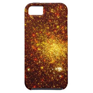 Golden Stars iPhone SE/5/5s Case