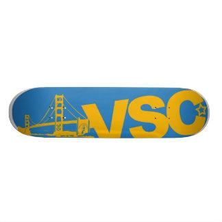 Golden State Throwback Deck