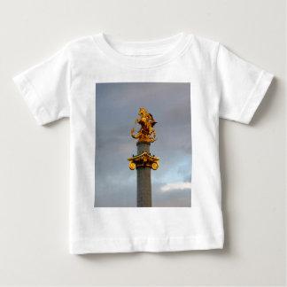 Golden Statue Of Saint George, Republic Of Georgia Baby T-Shirt