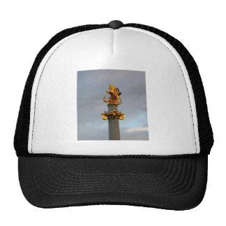 Golden Statue Of Saint George, Republic Of Georgia Trucker Hat