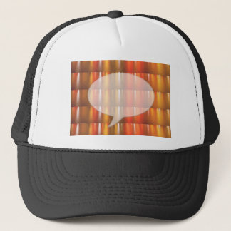 Golden Streaks, Cage,  Pyramids n CallOuts Trucker Hat