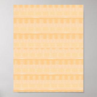 GOLDEN Strip Abstrac Match Wall:  cadeau pour tous Poster
