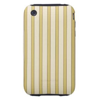 Golden Stripes iPhone3 Case