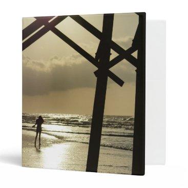 Beach Themed Golden Stroll Binder