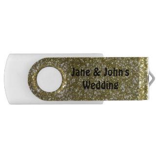 Golden Stunner USB Flash Drive